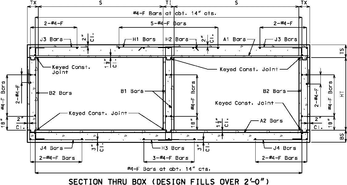 Simple Slab Culvert Design Drawings : Full resolution  (1,124 × 601 pixel, file size: 122 KB, MIME type ...