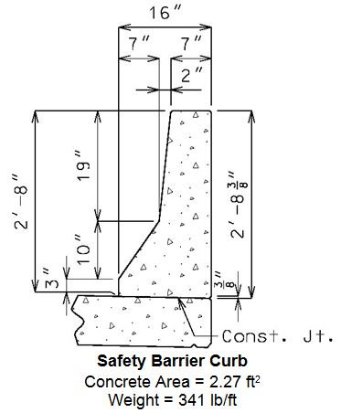 751 12 Protective Barriers - Engineering Policy Guide