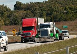 DBE trucking companies are commonly used for participation on projects