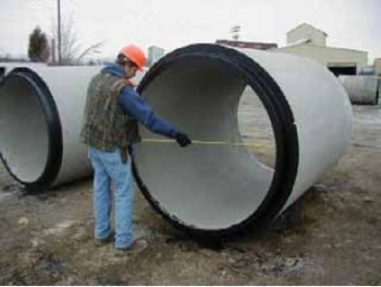 Category 1026 Reinforced Concrete Culvert Pipe