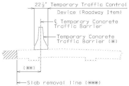 751.40 Temporary Traffic Control Device Section Thru Roadway July 20, 2011.jpg