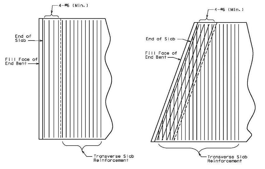 751 35 Concrete Pile Cap Integral End Bents - Engineering