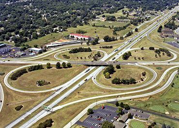 234.5 Cloverleaf Interchanges - Engineering Policy Guide